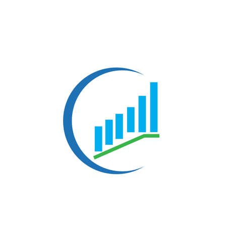 Business Finance professional logo template vector icon Logo