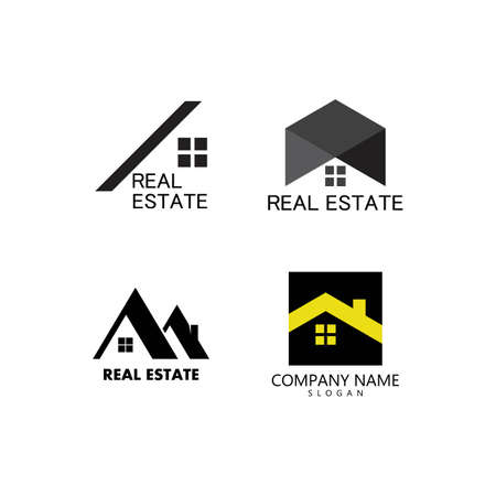 Property Logo Template Real Estate