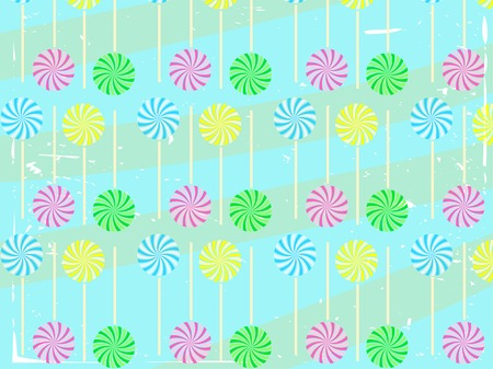 Lollipop Abstract  Background