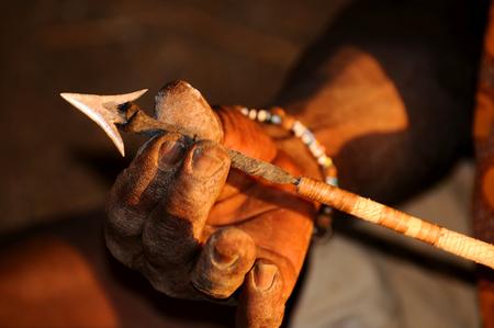 hunter gatherer: art and craft of Tanzania
