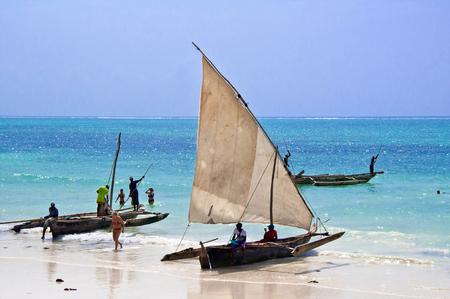 dhows of tanzania