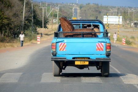 local transport of Tanzania