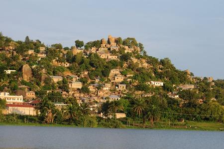 mwanza: lansdcape of Tanzania