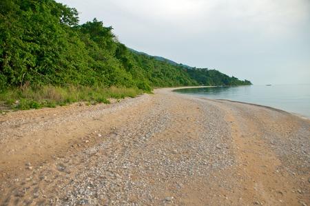 landscape of Tanzania