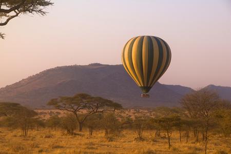 Landscape of Tanzania photo