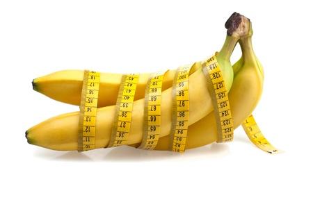 Healthy bananas Stock Photo - 11509948