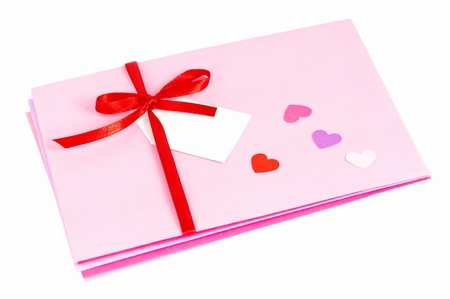 Valentine envelopes  photo