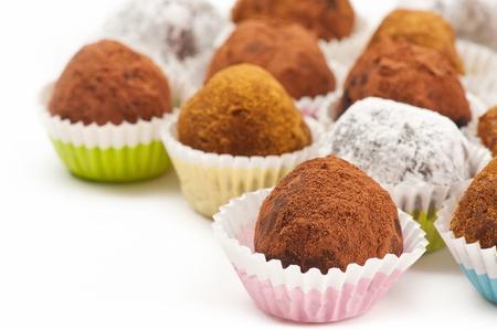 Csokoládé Stock fotó