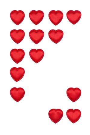 Valentin szív