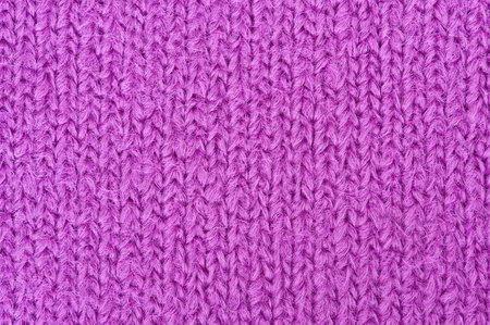 plain stitch: Knitted wool background Stock Photo