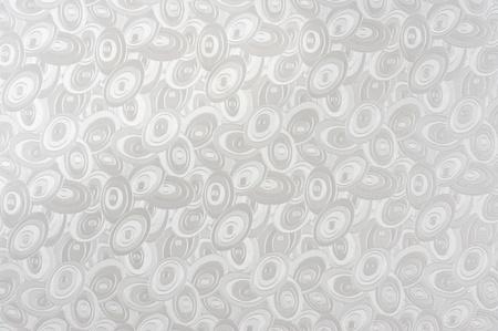 elliptic: White elliptic background