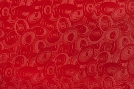 Red elliptic background