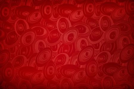 Red elliptikus háttér Stock fotó