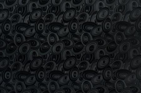 elliptic: Black elliptic background