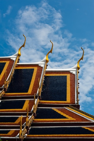 Wat Pra Kaew Thailand .