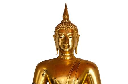 Buddha in Wat Prakeaw, Bangkok, Thaikand