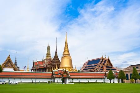 Wat Prakeaw in Bangkok, Thailand
