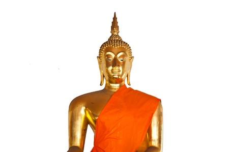 Buddha in Wat Pho Bangkok, Thailand Stock Photo