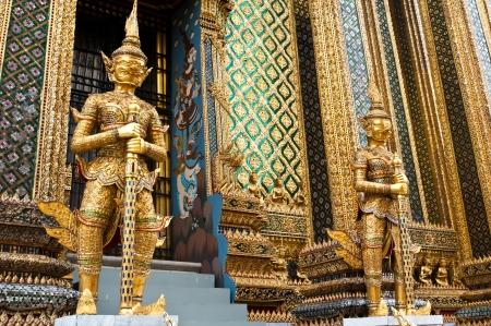 Ancient Guard Royal Palace Thailand