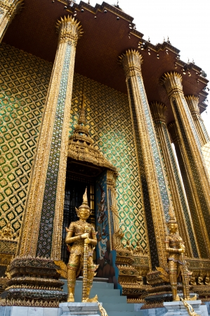 Double Ancient Guard Royal Palace