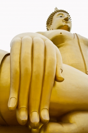 Culorful Hand of Big Buddha