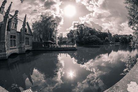 bruges: Bruges Stock Photo