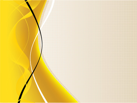 yellow stone: Una ilustraci�n de fondo abstracto amarillos y blancos con espacio para texto