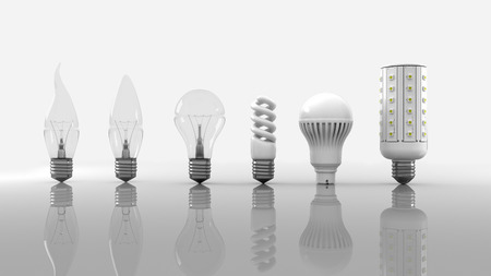 Bulbs Evolution