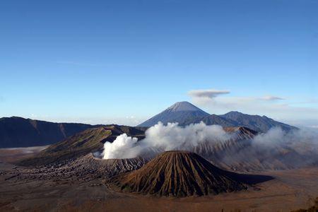 vulcano: Vulcano Bromo