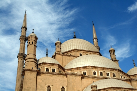 Mohammed ali mosque photo