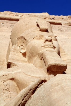 Abu Simbel in Egypt photo