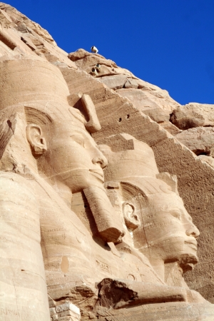Abu Simbel in Egypt Stock Photo - 13632518