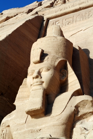 Abu Simbel in Egypt Stock Photo - 13631748