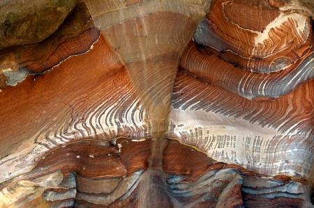 Colorfull sandstone photo