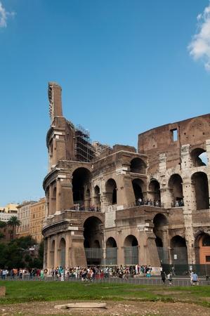 robust: Colloseum in Rome Editorial