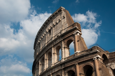 Colloseum in Rome photo