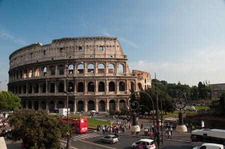 seminal: Colloseum in Rome Editorial