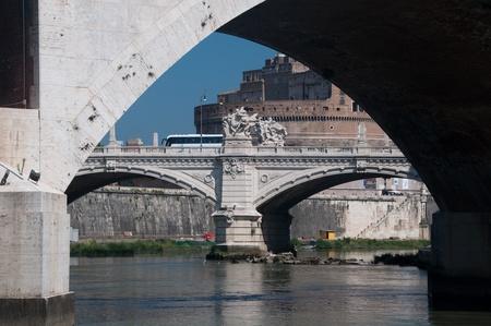 seminal: Rome bridges