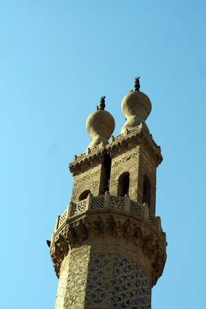 granting: Al-Azhar University, founded in 975AD, is the centre of Arabic literature and Islamic learning in the world, and the world s 2nd oldest degree granting university  It has Al-Azhar mosque in Cairo Stock Photo