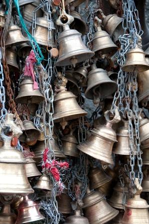 Buddhist bells Stock Photo - 13694663