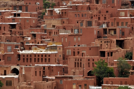 Abyaneh old village