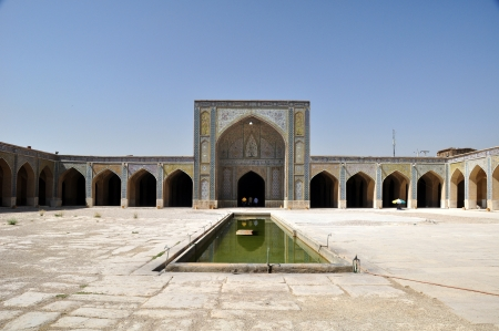 Iran architecture photo