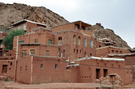Abyaneh old village photo