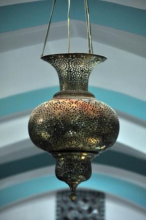 Sultan Amir Ahmad historic bath, Kashan, Iran Stock Photo - 13694635