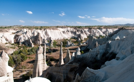 Fairy Chimneys of Cappadocia, Popular Travel Destination in Central Turkey Stock Photo - 15235313
