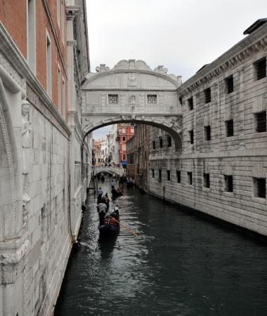 Beautiful Venetian scenery
