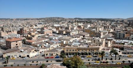 eritrea: Asmara, capital of Eritrea