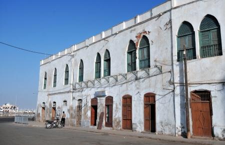 eritrea: The old city of Massawa in Eritrea