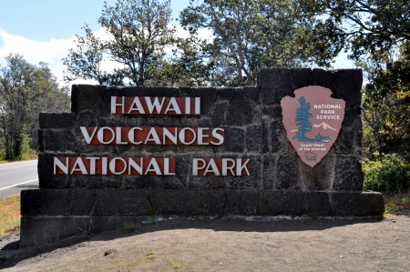 Hawaii Volcanoes National Park, USA Stock Photo