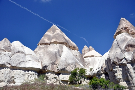 View of Cappadocia - Turkey Stock Photo - 21036817